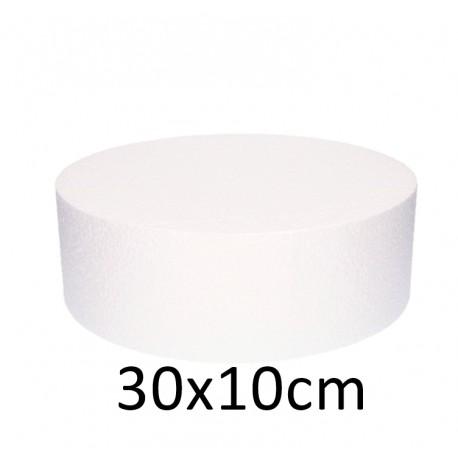 Base per Torta Polistirolo - 10x30cm