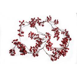 Ramo Bacche Rosse - Botanica Renkalik 50cm