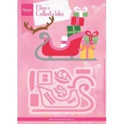 Fustella SLITTA - Marianne Design Collectables - COL1460 Fustella Natale