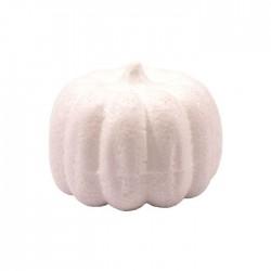 Zucca di Polistirolo - Zucca Halloween 5,5cm